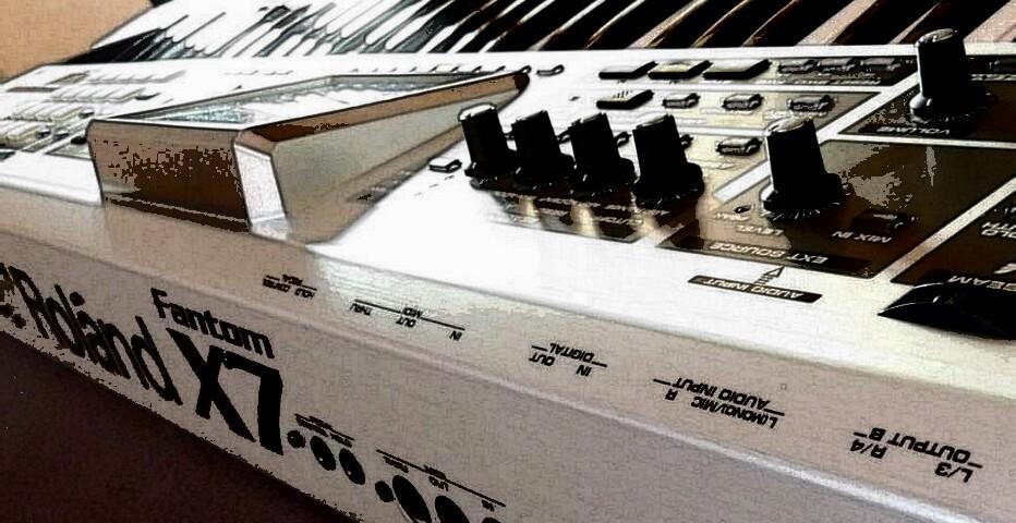 Roland X7