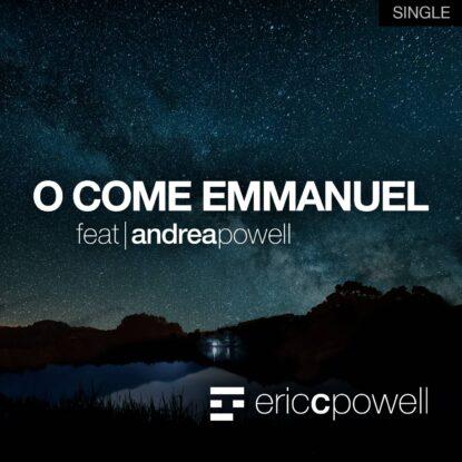 Eric C. Powell - O Come Emmanuel Single Artwork